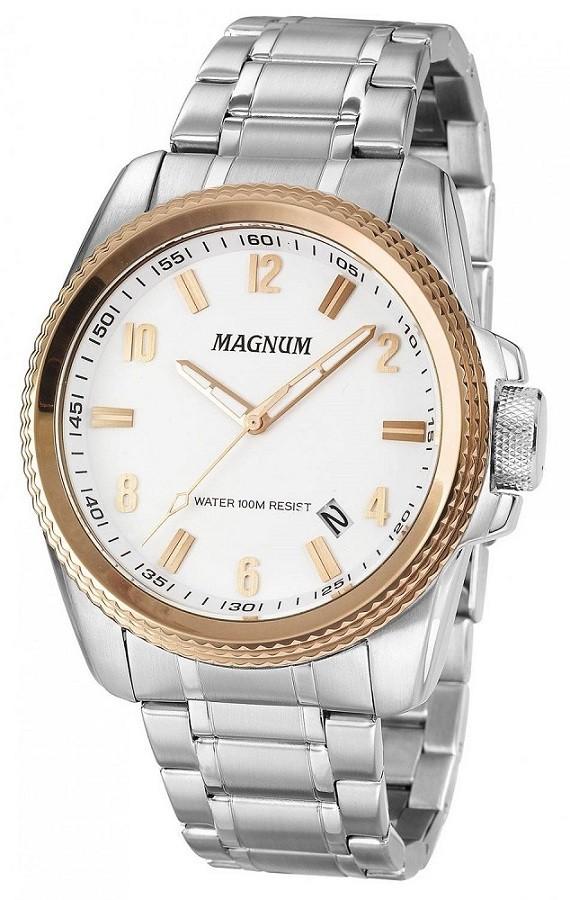 Relógio Magnum Masculino BUSINESS MA34085Q