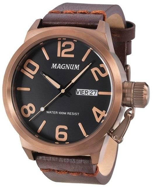 Relógio Magnum Masculino Quartz MA33399R