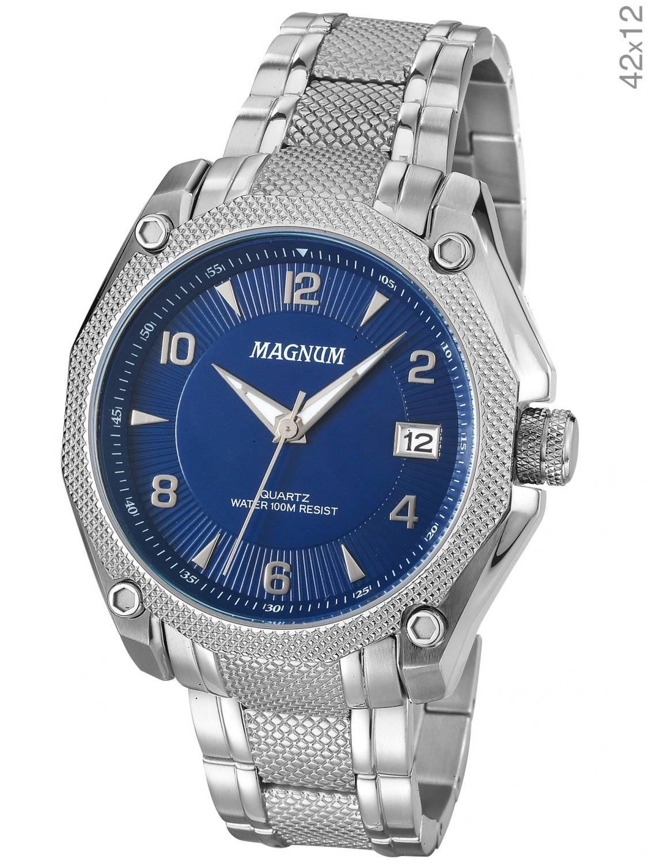 Relógio Magnum Masculino Quartz MA33620F