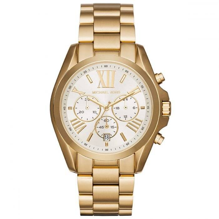 Relógio Michael Kors Feminino Quartz MK6266/4BN