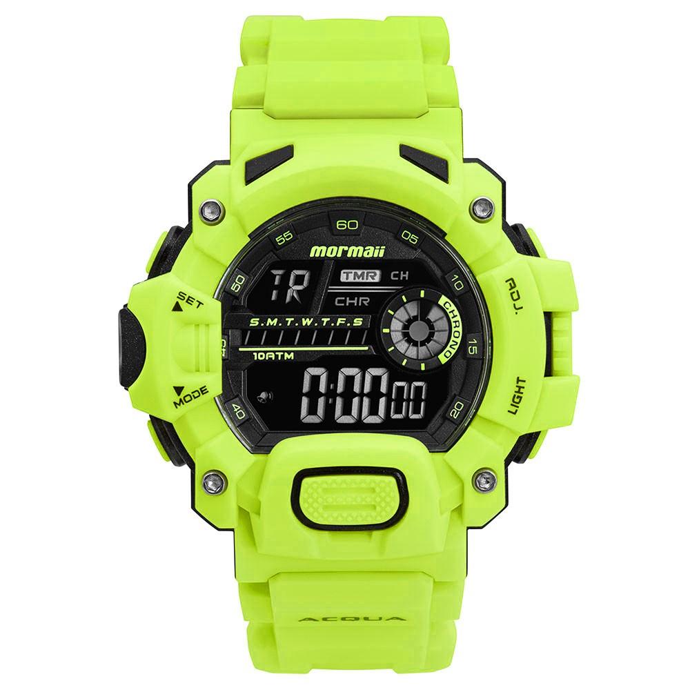 Relógio Mormaii Acqua Digital Masculino MO1132AJ/8V