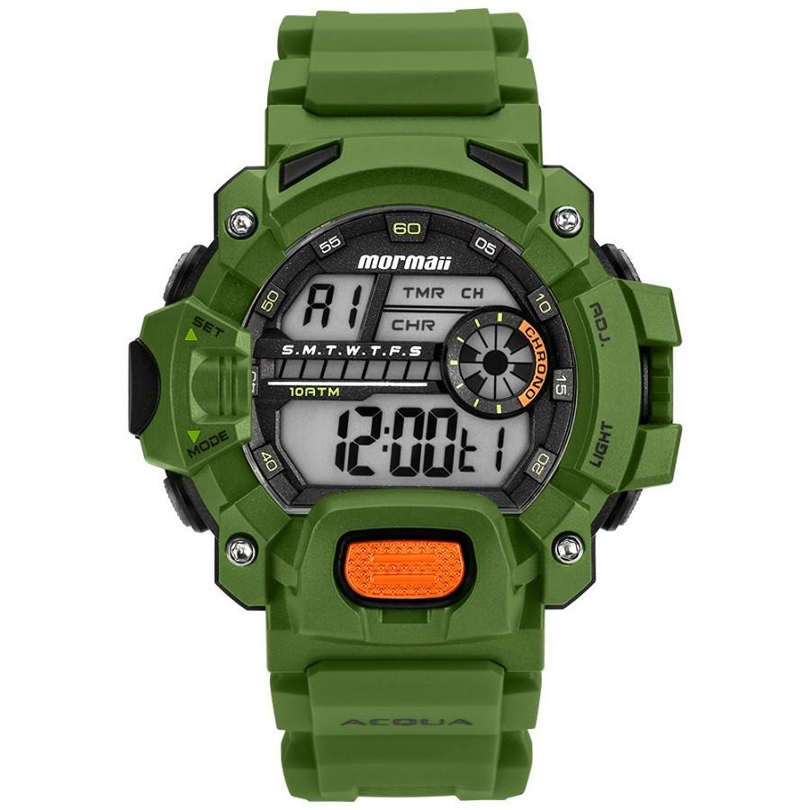 Relógio Mormaii Acqua Digital Masculino MOZM1132/8V