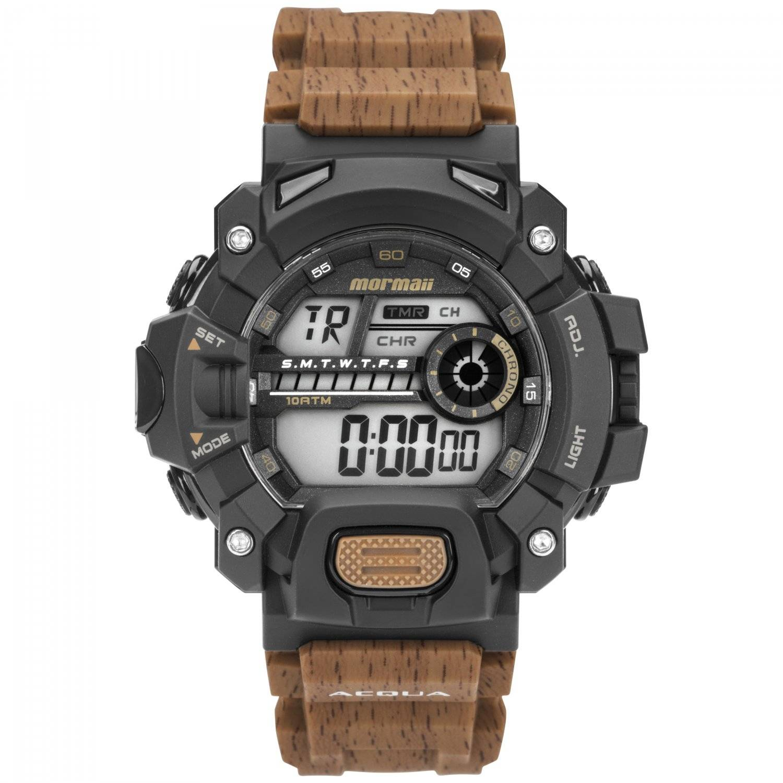 Relógio Mormaii Acqua Digital Masculino Quartz MO1132AH/88M