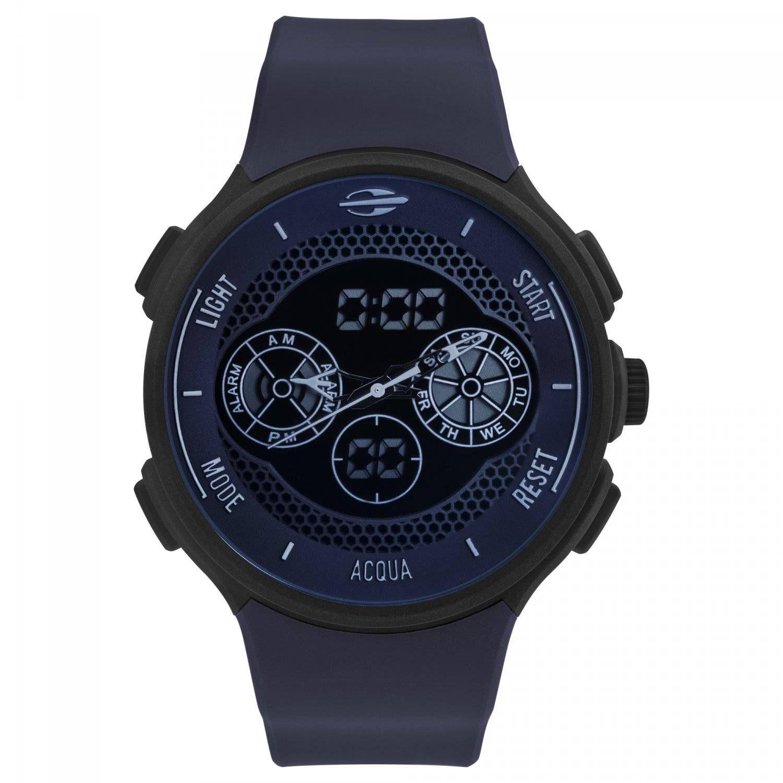 Relógio Mormaii Acqua Masculino Quartz MO1608B/8C