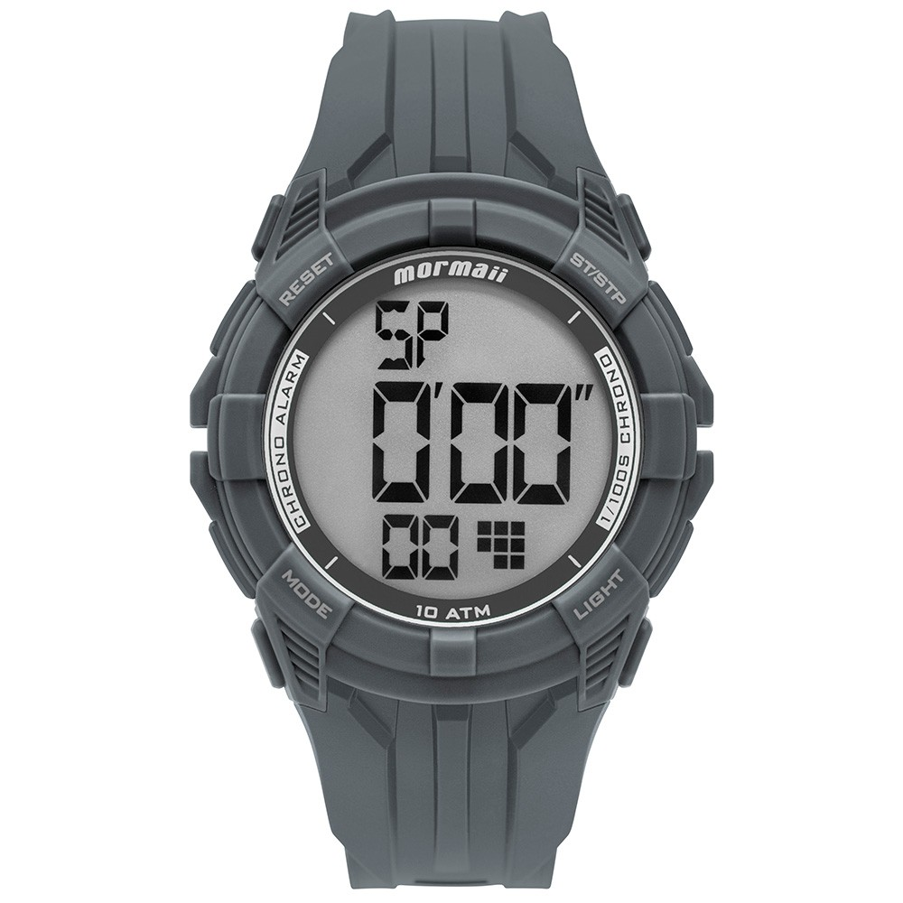Relógio Mormaii Digital Masculino MO18771AD/8C