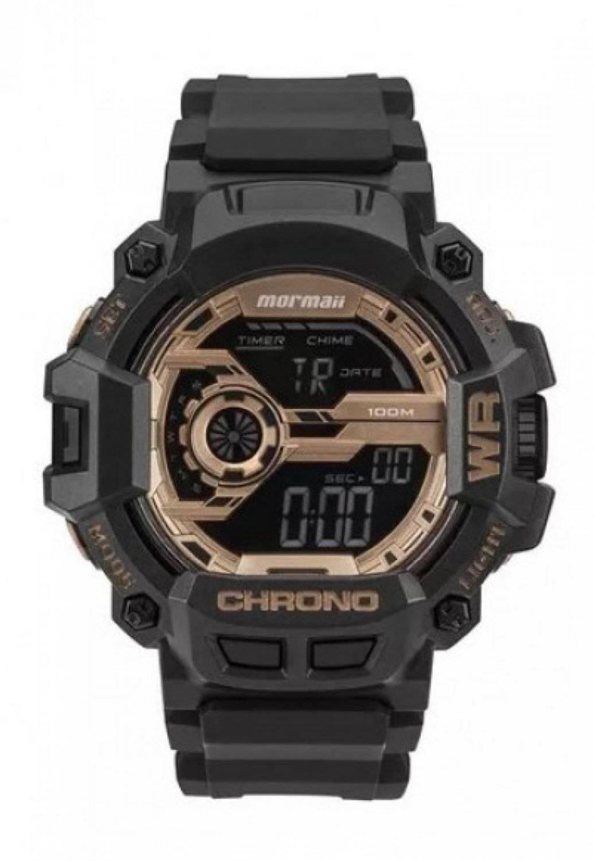 Relógio Mormaii Digital Masculino Quartz MO1105B/8J