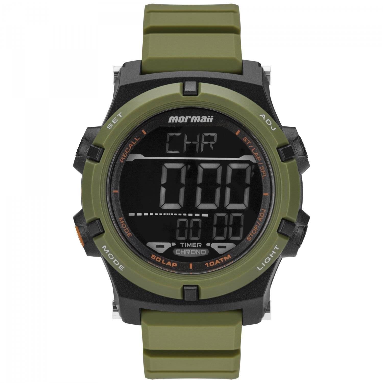 Relógio Mormaii Digital Masculino Quartz MO1192AD/8V