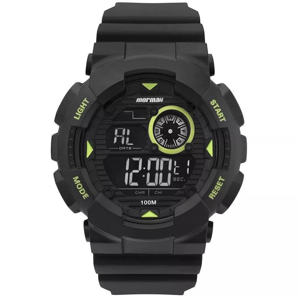 Relógio Mormaii Digital Masculino Quartz MO3415C/8V