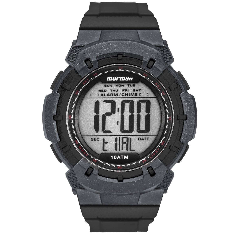 Relógio Mormaii Digital Masculino Quartz MO3571/8R