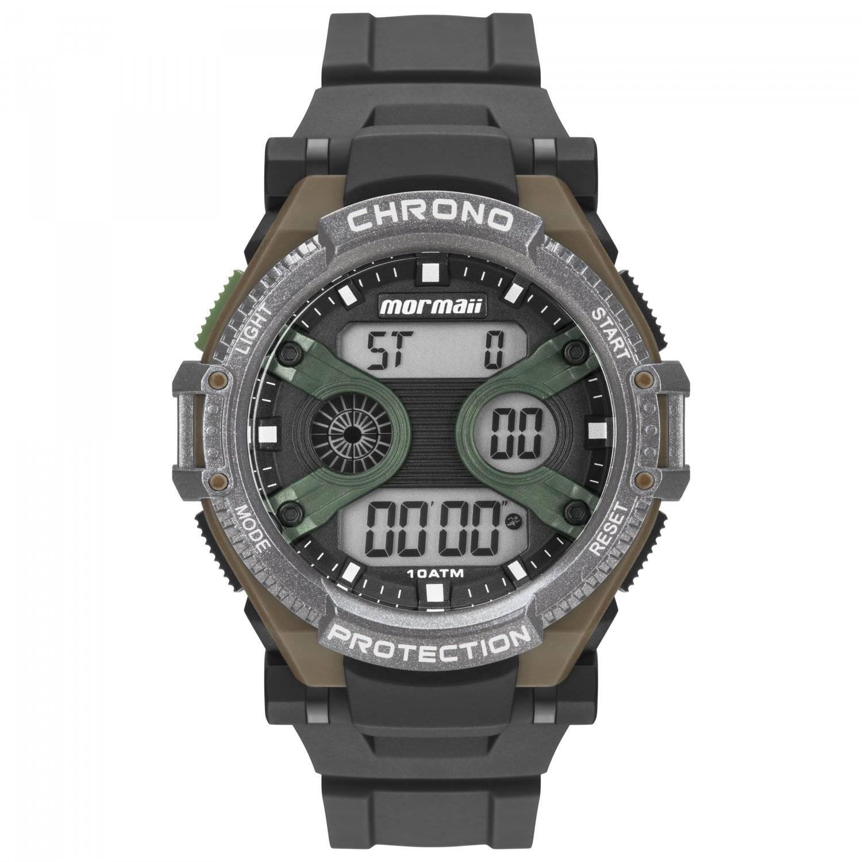 Relógio Mormaii Digital Masculino Quartz MO8590AB/8V