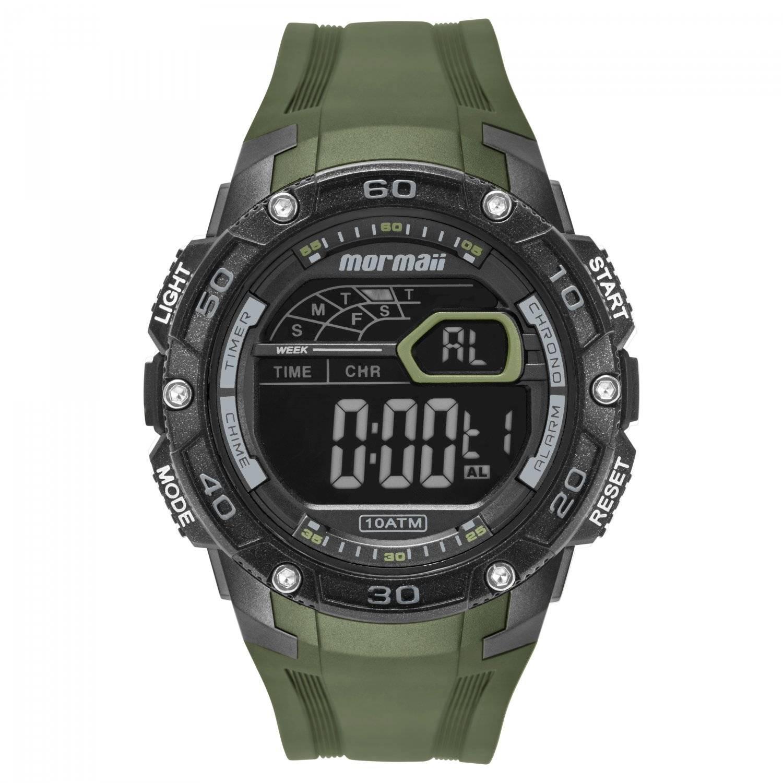 Relógio Mormaii Digital Masculino Quartz MO9670AD/8V