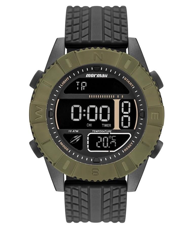 Relógio Mormaii Digital MO5334AB/8V