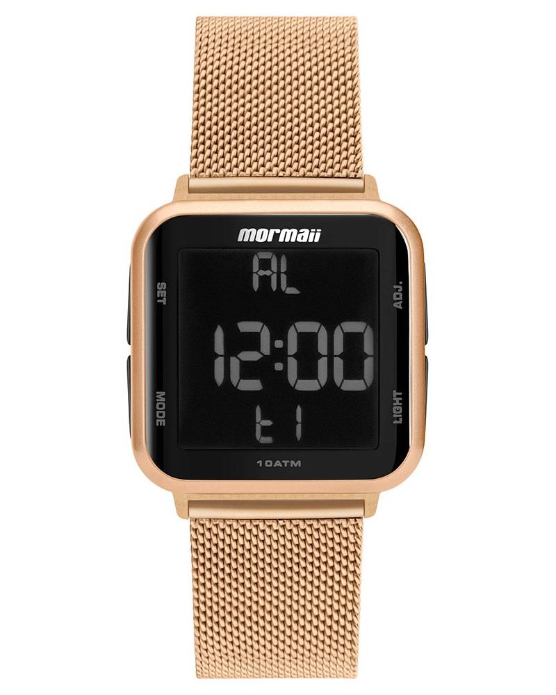 Relógio Mormaii Digital Unissex MO6600AF/8J