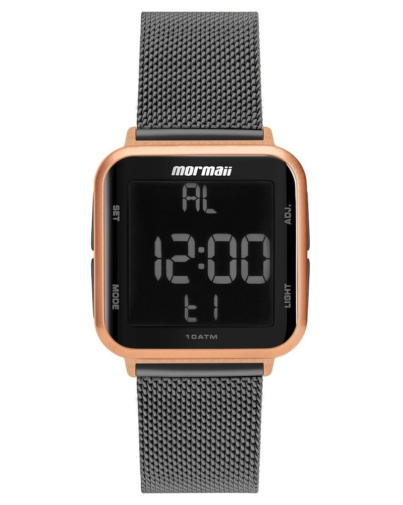 Relógio Mormaii Digital Unissex MO6600AL/7J