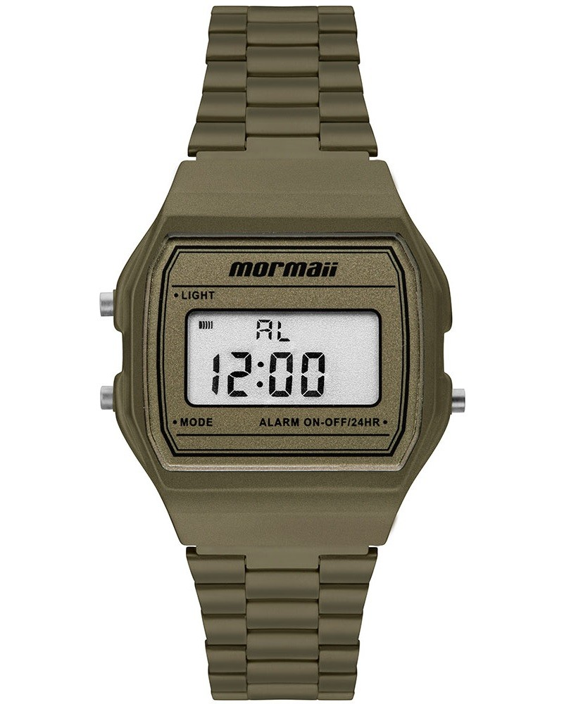 Relógio Mormaii Digital Unissex MOJH02BK/8V