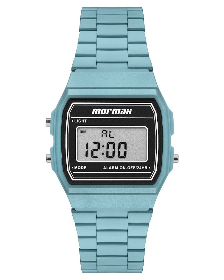 Relógio Mormaii Digital Unissex MOJH02BM/4A