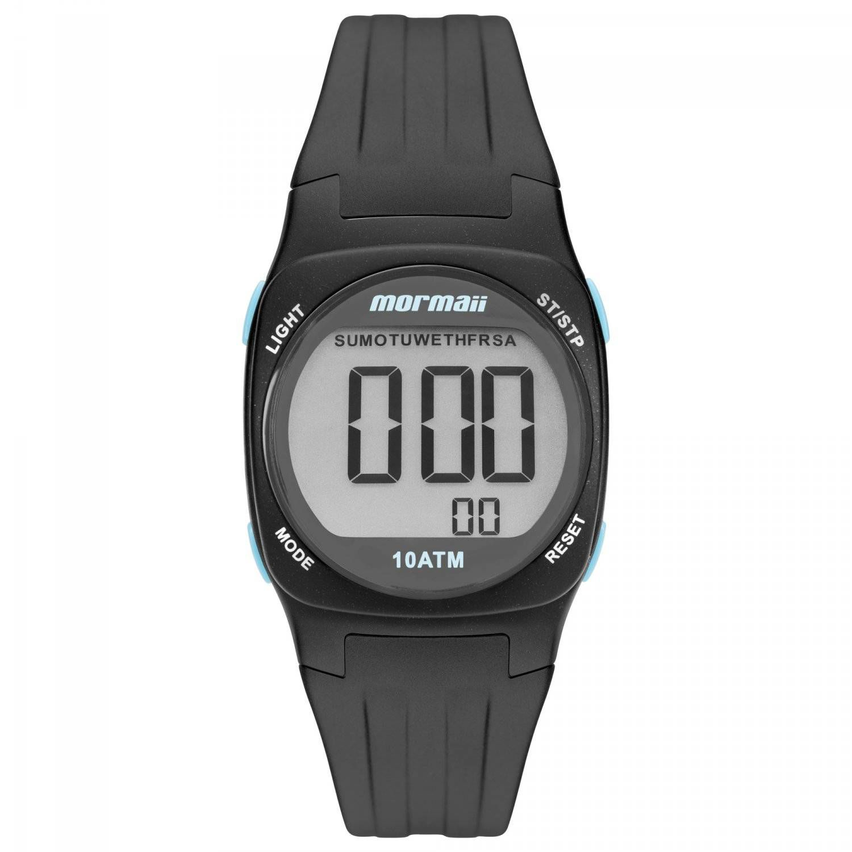 Relógio Mormaii Digital Unissex MOKG00/8A