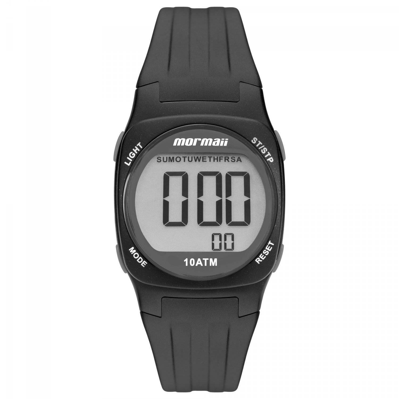 Relógio Mormaii Digital Unissex MOKG00/8P