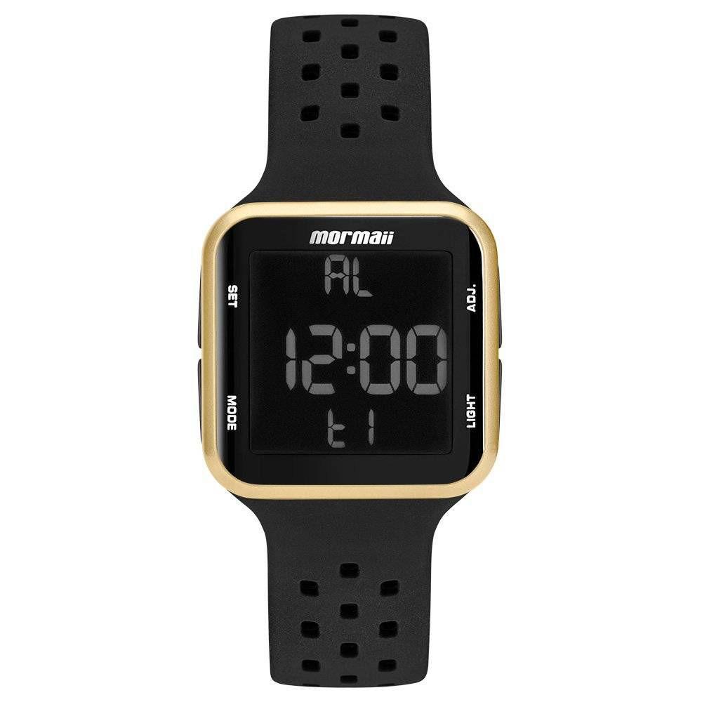 Relógio Mormaii Digital Unissex Quartz MO6600/8D