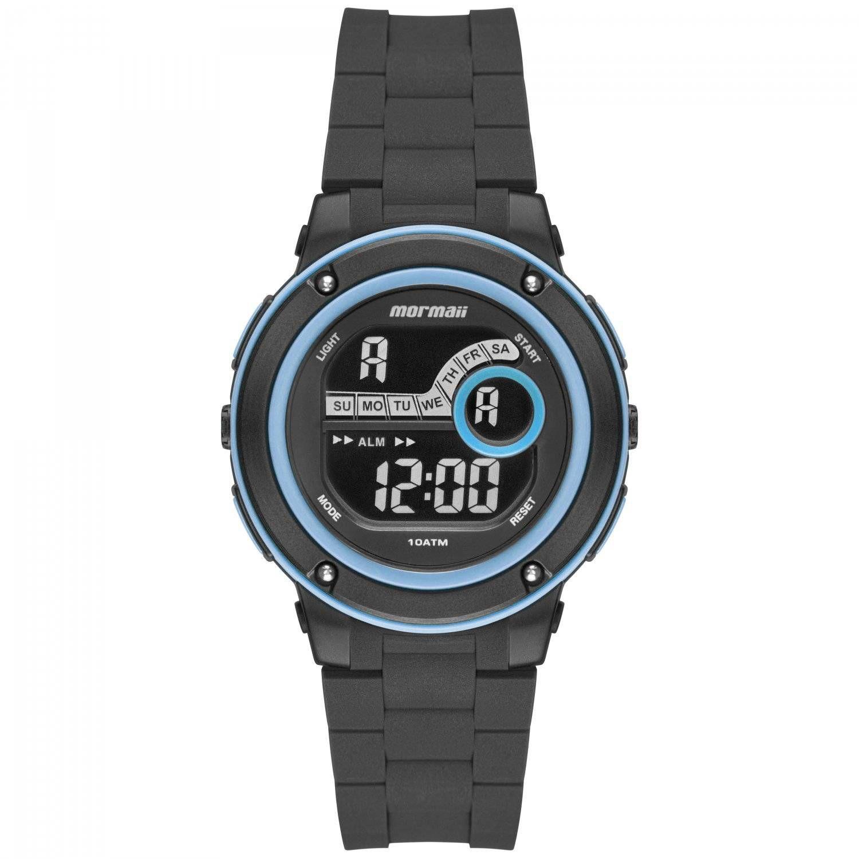 Relógio Mormaii Digital Unissex Quartz MO8740AB/8A
