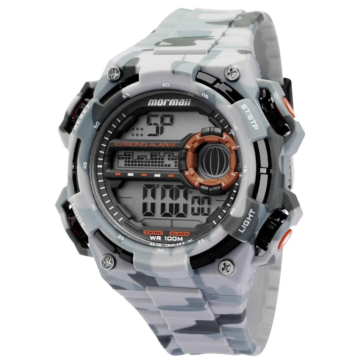 Relógio Mormaii Masculino Quartz MOYP41639B/8C