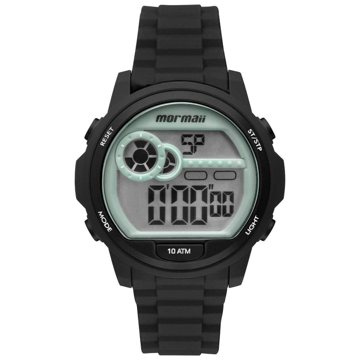 Relógio Mormaii Maui Masculino Quartz MO1462A/8P