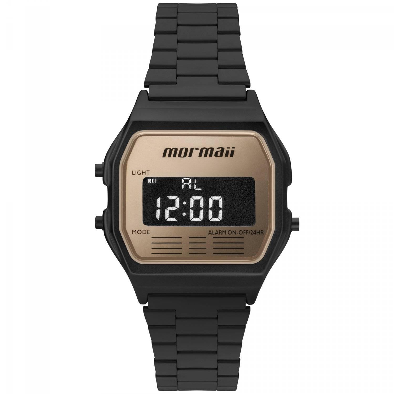 Relógio Mormaii Maui Unissex Quartz MOJH02AO/4J