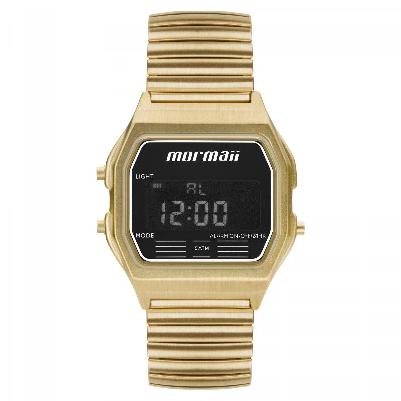 Relógio Mormaii Maui Unissex Quartz MOJH02AU/4D
