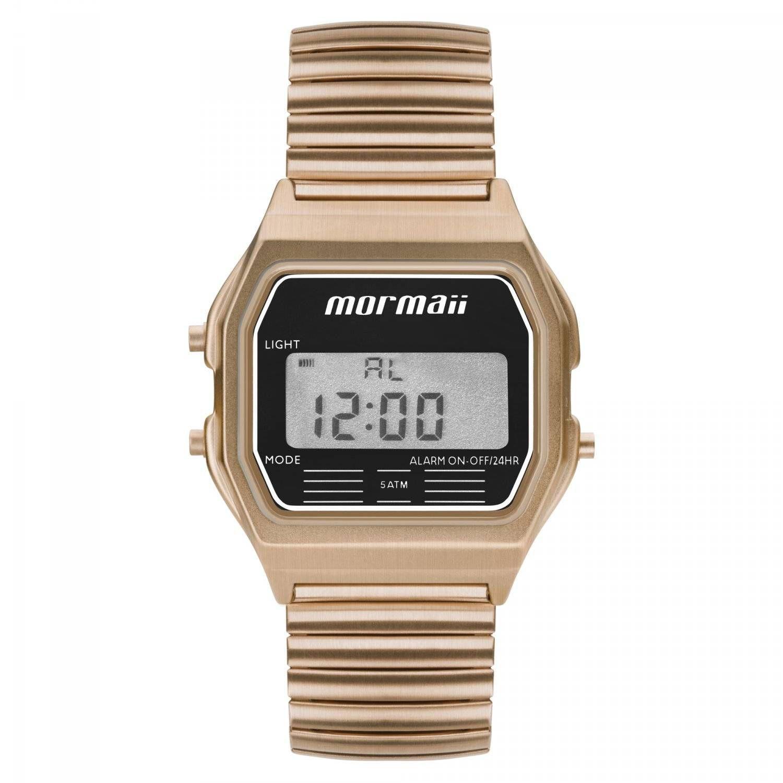 Relógio Mormaii Maui Unissex Quartz MOJH02AX/4J