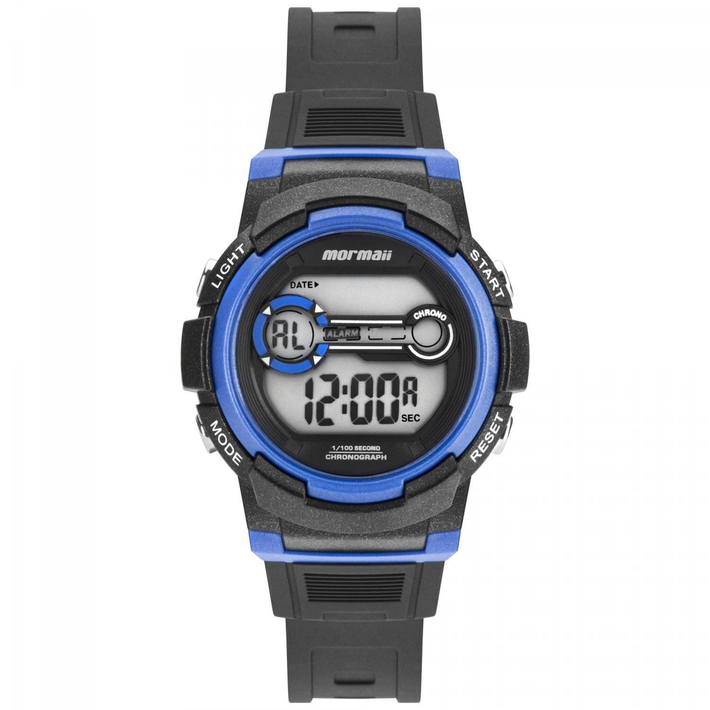 Relógio Mormaii Unissex Digital MO0200/8A