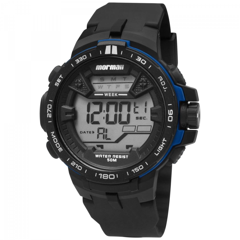 Relógio Mormaii Wave Masculino Quartz MO3390/8A