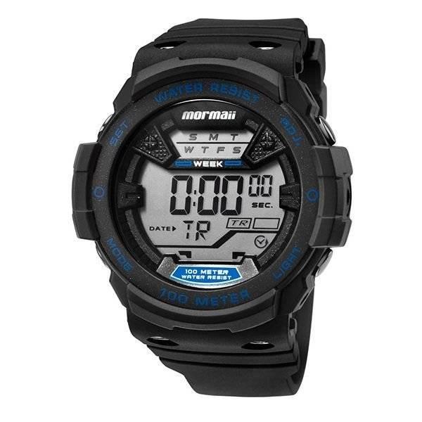 Relógio Mormaii Wave Masculino Quartz MO3500A/8A