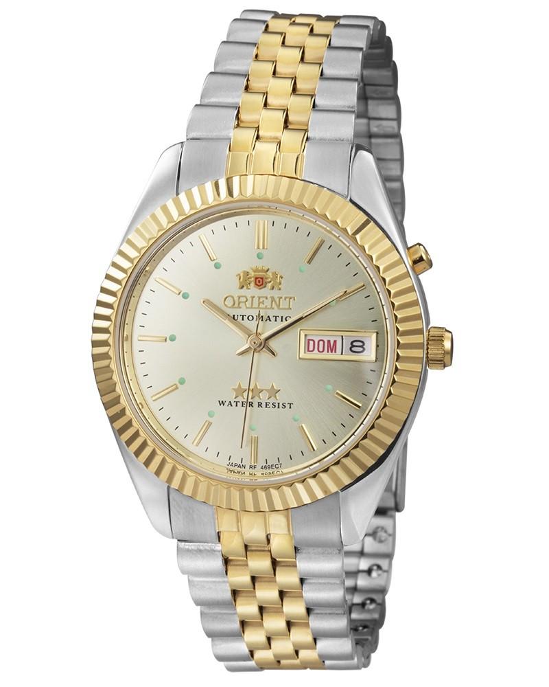 Relógio Orient Automático 469ED1 C1KS
