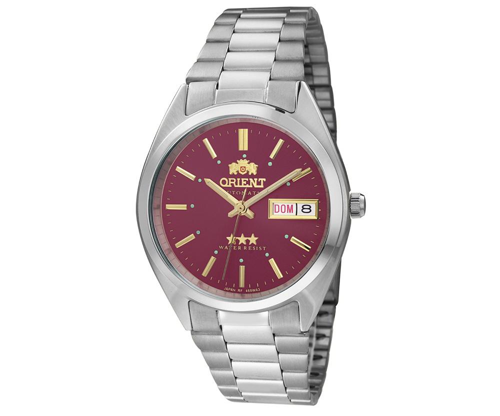 Relógio Orient Automático 469SS084F W1SX