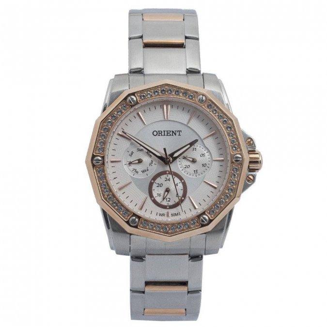 Relógio Orient Fashion Feminino Quartz FTSSM022 S1SR