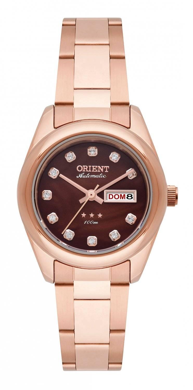 Relógio Orient Feminino Automático 559RG010 N1RX