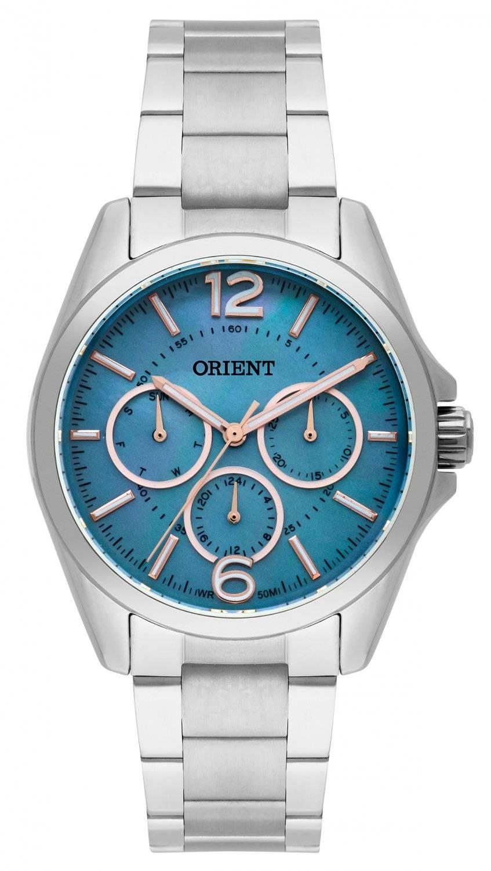 Relógio Orient Feminino Quartz FBSSM032 G2SX