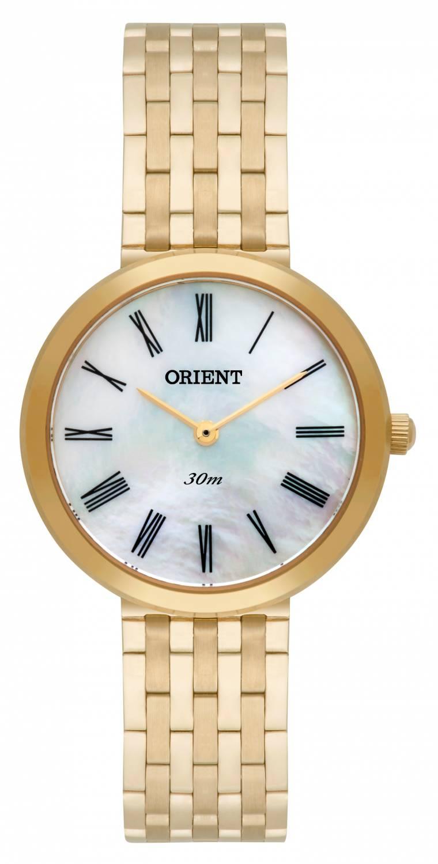 Relógio Orient Feminino Quartz FGSS0051 B3KX