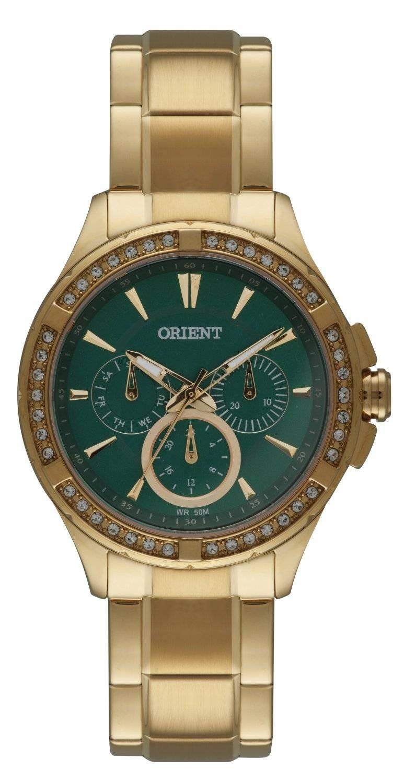 Relógio Orient Feminino Quartz FGSSM043 E1KX