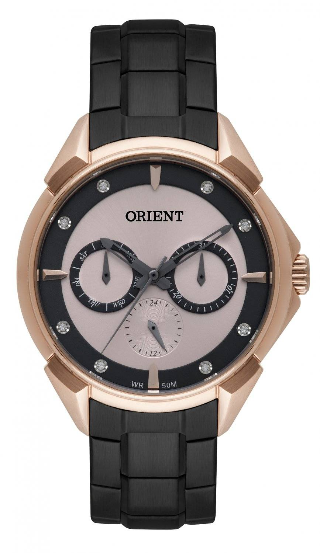 Relógio Orient Feminino Quartz FTSSM039 R1PX