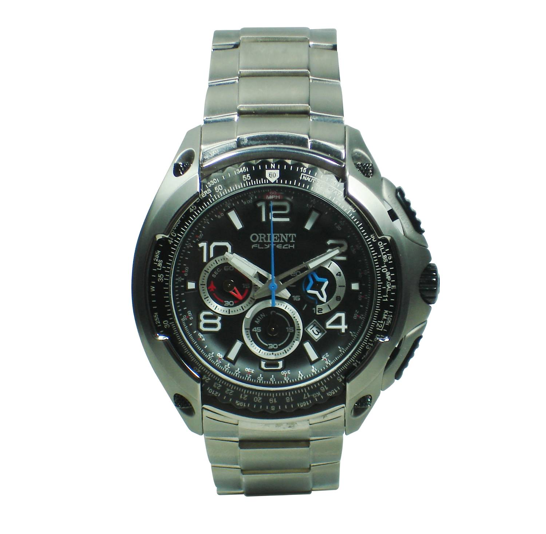 Relógio Orient Flytech Masculino Quartz MBTTC015 P2GX