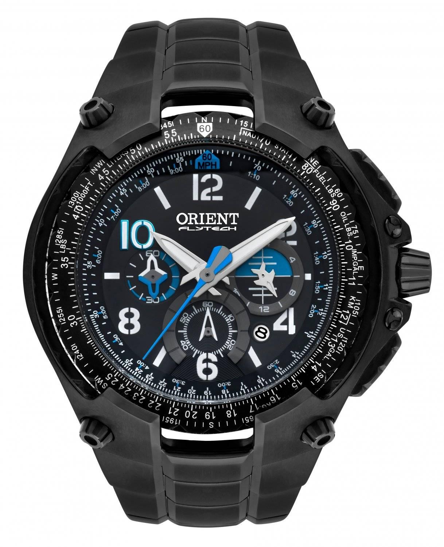 Relógio Orient Flytech Masculino Quartz MPTTC001 P2PX
