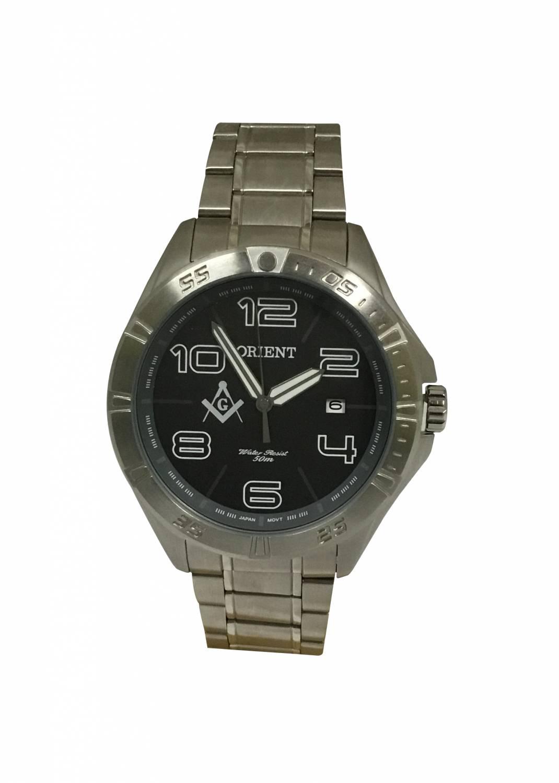 Relógio Orient Maçonaria Masculino Quartz MBSS1274 - MAC