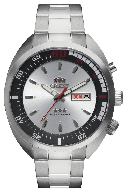 Relógio Orient Masculino Automático 469SS059 S1SX