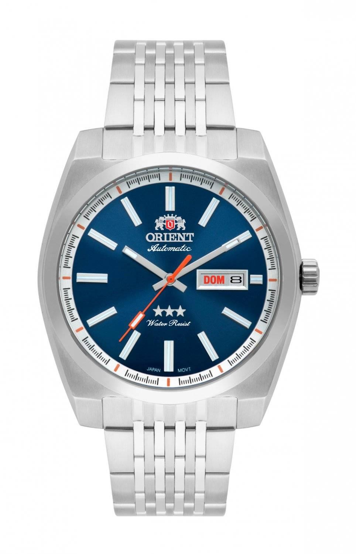 Relógio Orient Masculino Automático 469SS070 D1SX