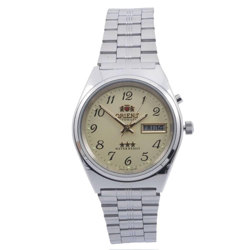 Relógio Orient Automático Masculino 469WB1A C2SX - 3 Estrelas