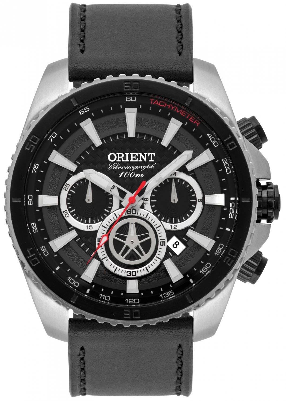 Relógio Orient Masculino Cronógrafo Quartz MBSCC047 P1PX