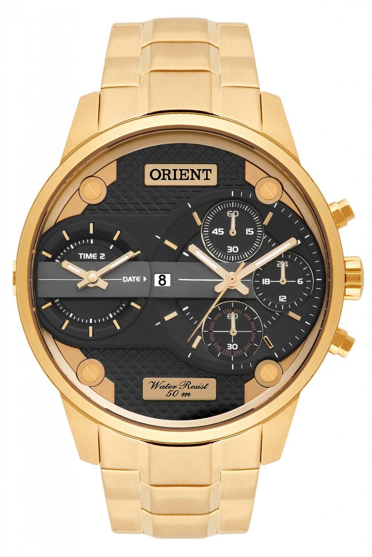 Relógio Orient Masculino Cronógrafo Quartz MGSST001 P1KX