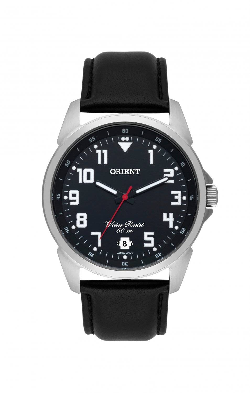 Relógio Orient Masculino Quartz Couro MBSC1031 P2PX