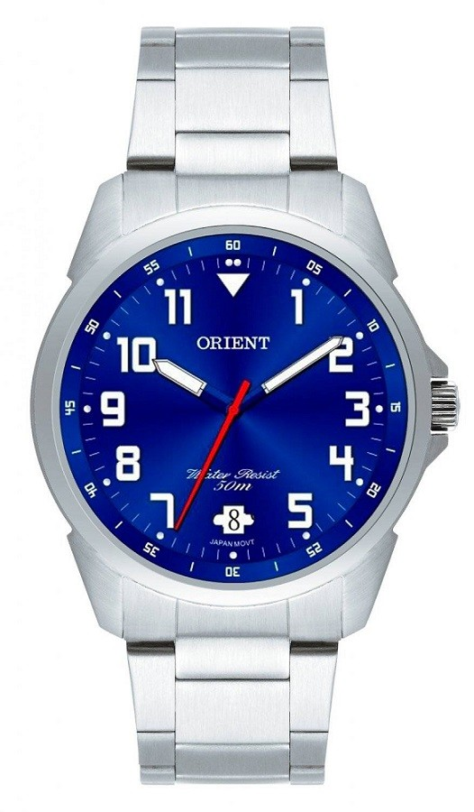 Relógio Orient Masculino Quartz MBSS1154A D2SX